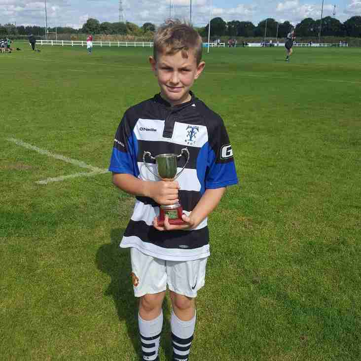 U10's Player of the Day