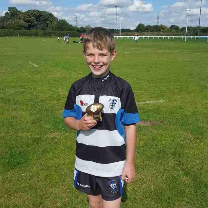 TMV U10's Players Player of the Day