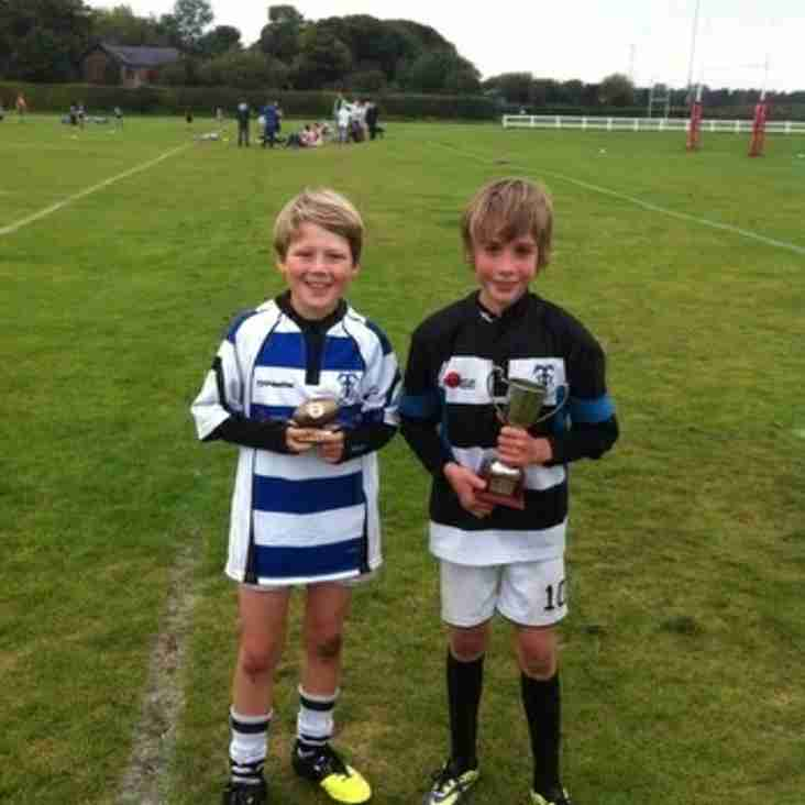 U10's Player of The Day 20.09.15