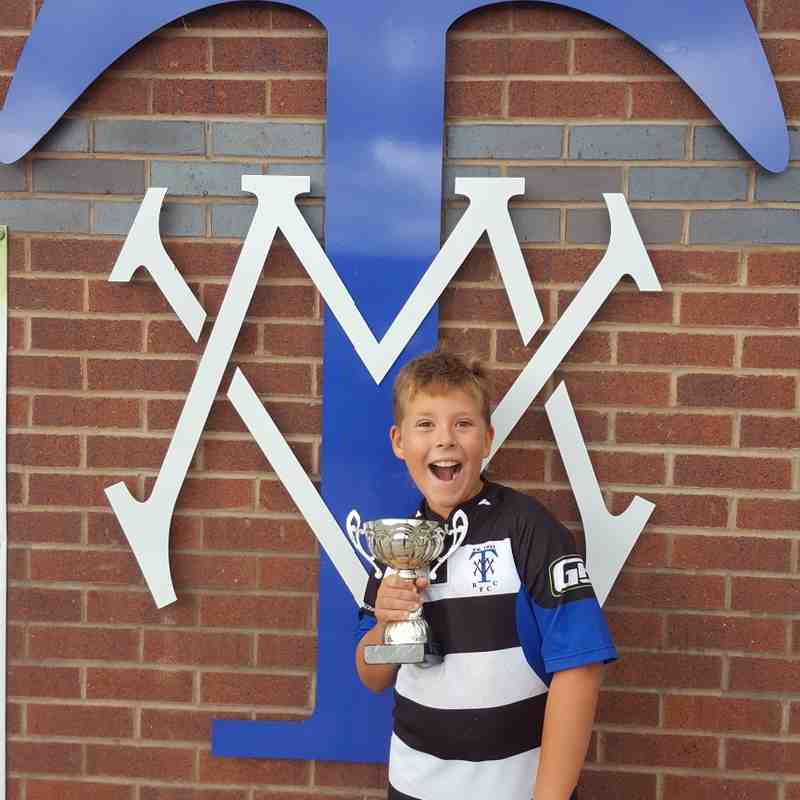 U11's Player of the Day 04/09/16