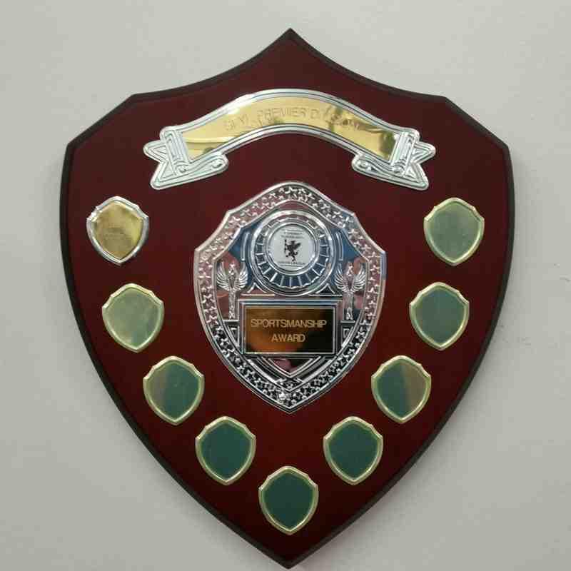 U18 AWARD 2015/16