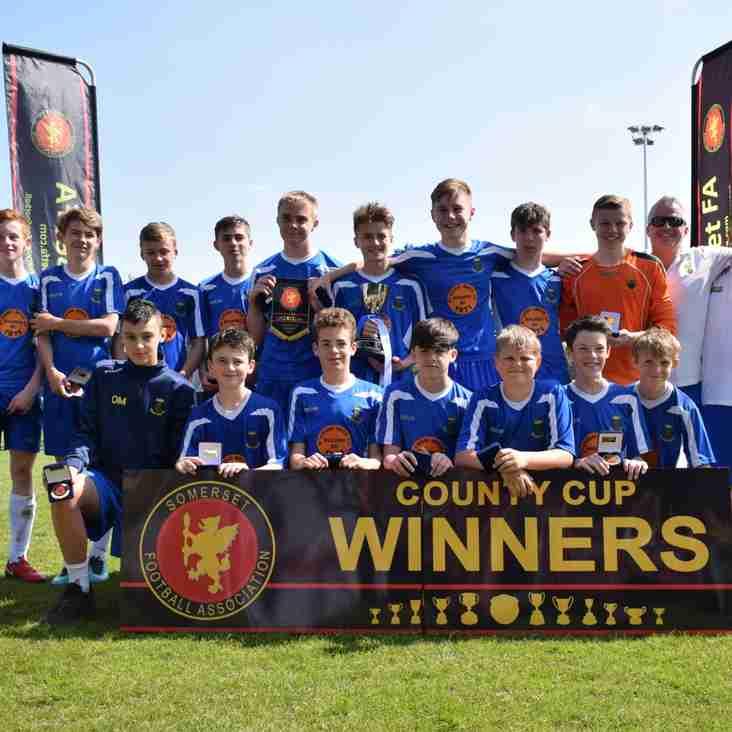 U14 WIN LEWIN CUP