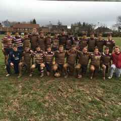 Under 16s into Herts Cup Semi Finals