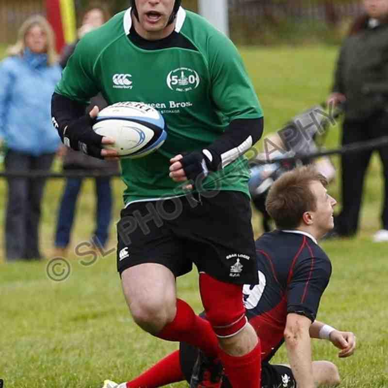 Oban Lorne RFC vs. Clydebank RFC 21.09.13