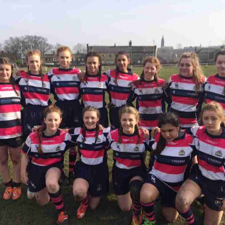 Big Weekend for Illingworth Girls