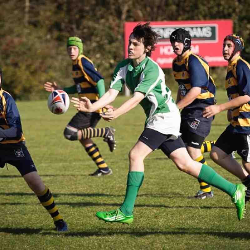16-10-11 Horsham U14's vs. Eastbourne