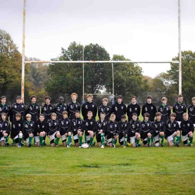 30-10-11 Horsham U14's vs. Midhurst