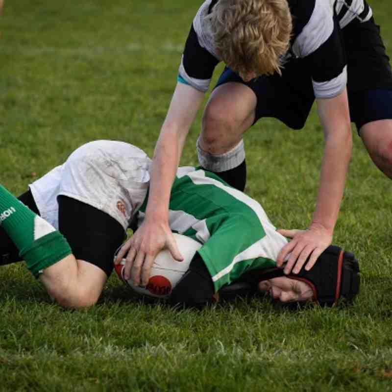 20-11-11 Horsham U14's vs. Pulborough
