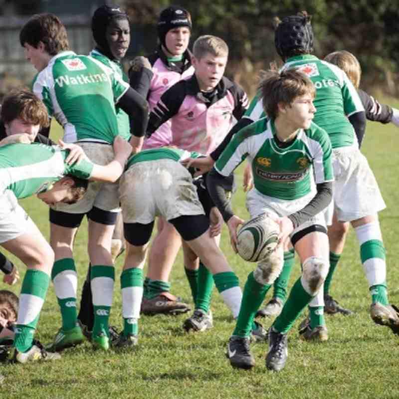 15-01-12 Horsham U14's vs. Heathfield