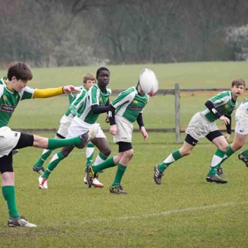 08-01-12 Horsham U14's vs. Upminster