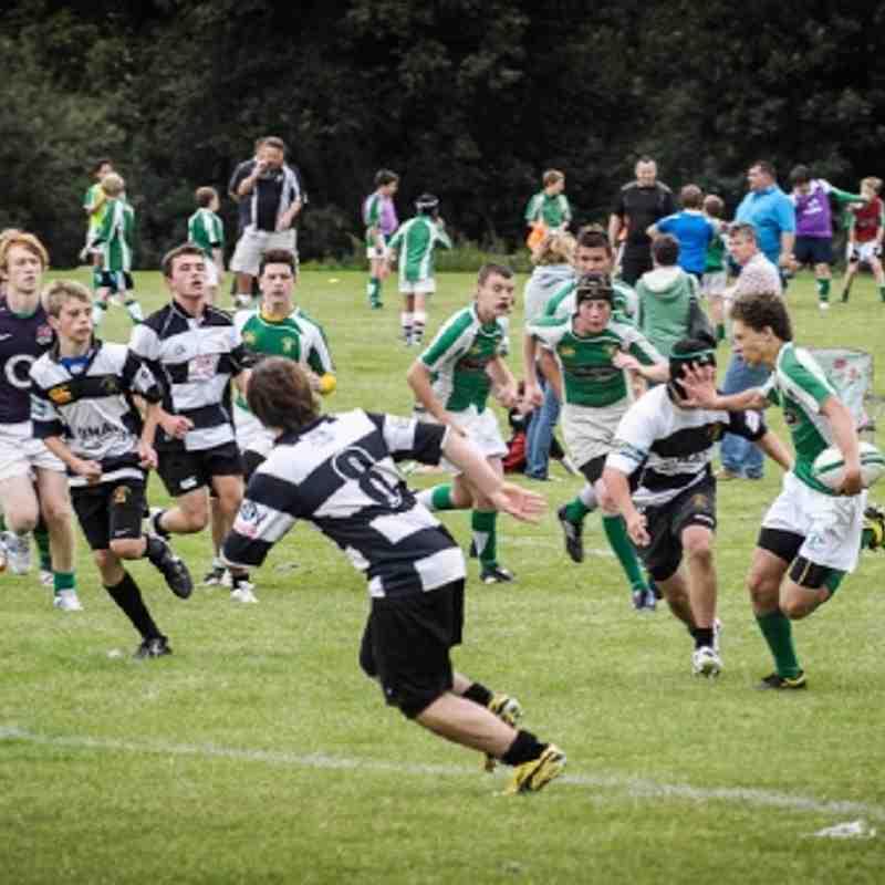 Horsham U15 vs. Sutton and Epsom (16 Sep '12)