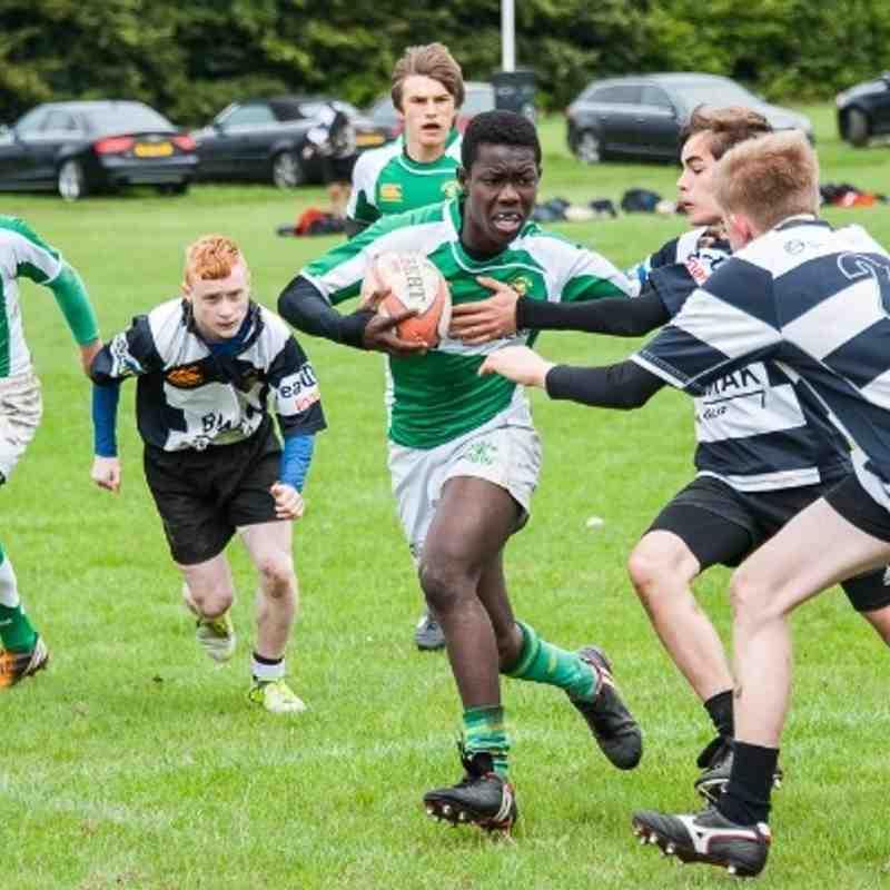 Horsham U16's vs. Sutton & Epsom