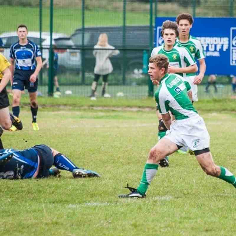 Horsham U16's vs. Brighton (22-09-13)