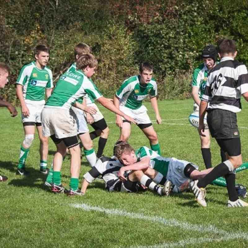 Horsham U16's vs. Pulborough (06/10/13)