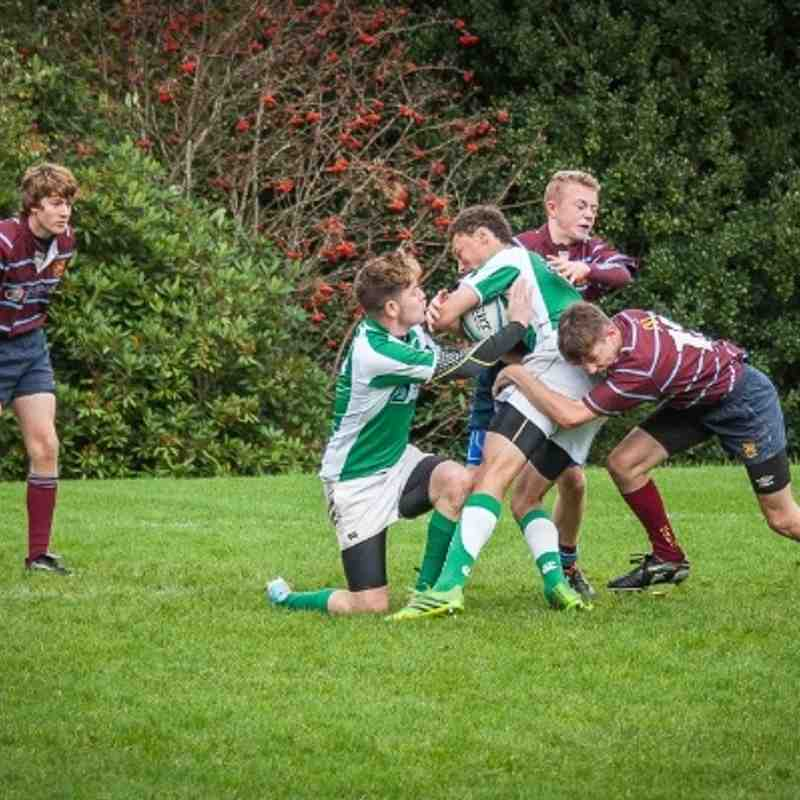Horsham U16's vs. Crawley (20-10-13)