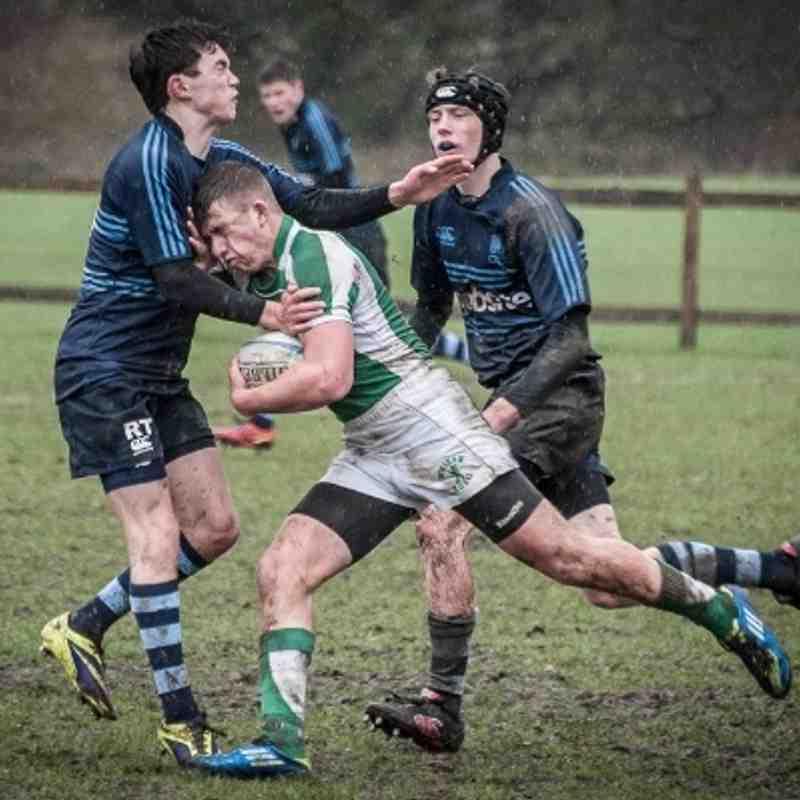 Horsham U16's vs. Chichester [26-01-14]