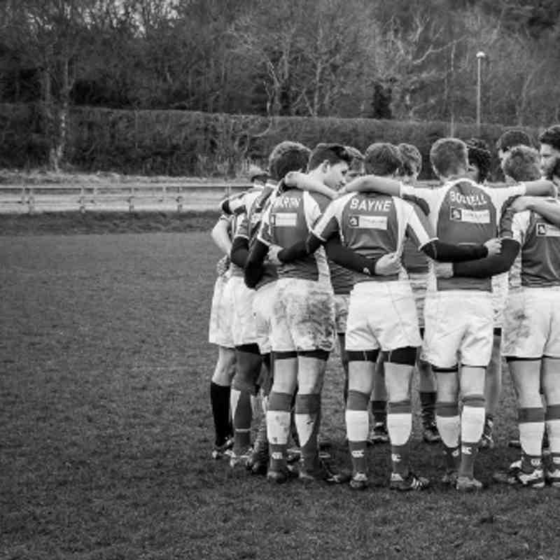 Horsham U16's vs. Heathfield [02-03-14]