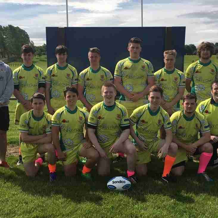 A great day out in the sunshine Ryton 7s