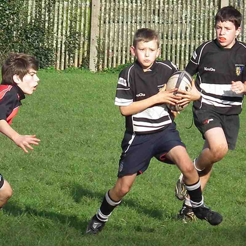 Brixham U12s v Stonehouse 20 November 2011
