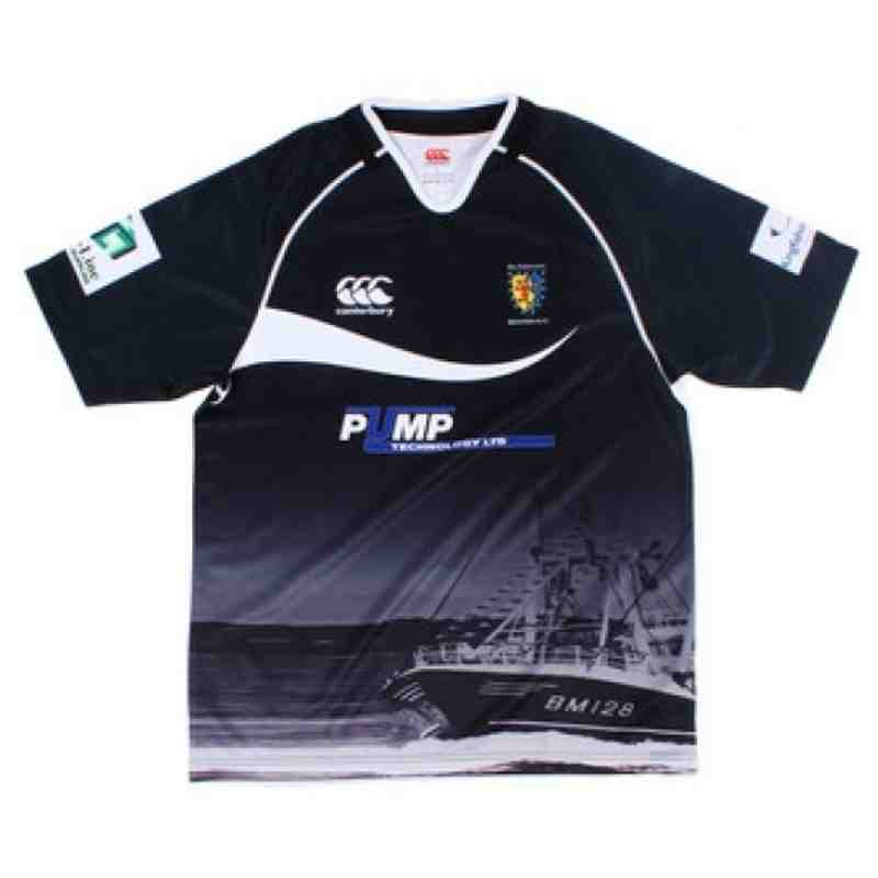 Brixham replica shirt 2013/14
