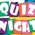 Quiz and family fun night on Friday 24th February