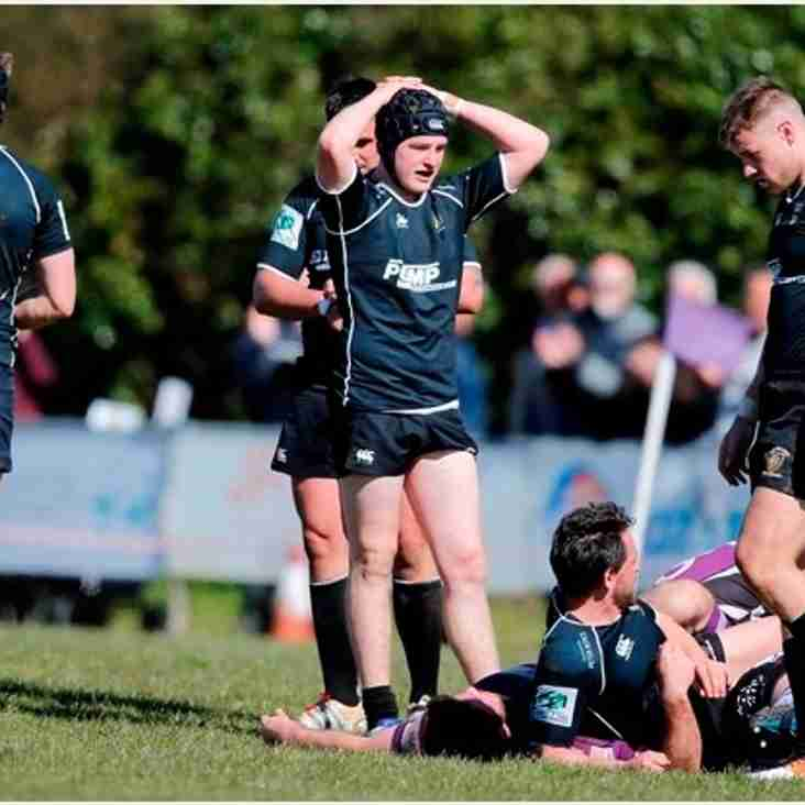 Brixham get into good position but lose Devon Senior Cup to Exmouth at Imperial Ground