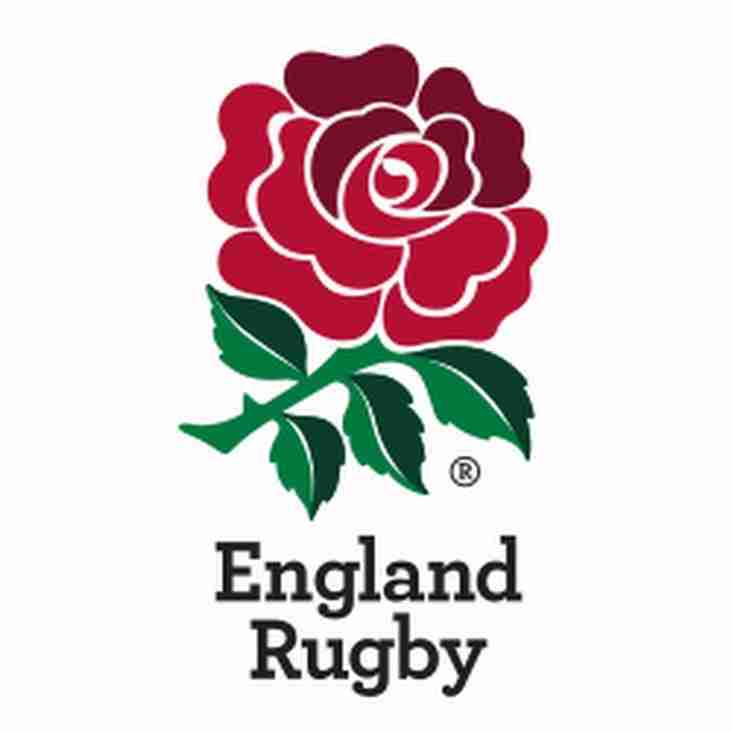 England Autumn Internationals 2016