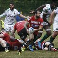 Newton Abbot and Brixham share points in 'monsoon' National Three South West opener