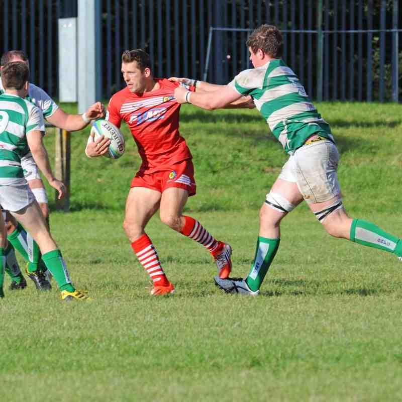 1st XV v Salisbury - Sat  1 Oct 2016