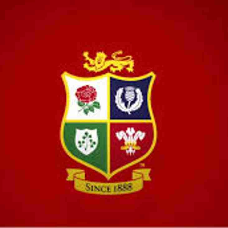 Club open for breakfast for all 3 Lions Test Matches