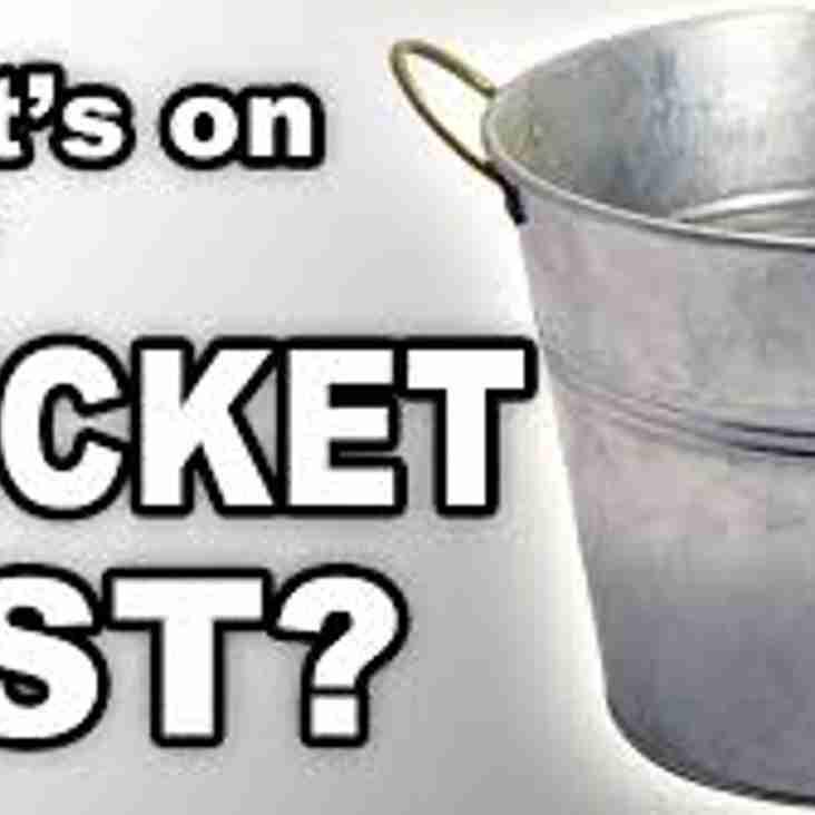 Kev's Bucket List Update