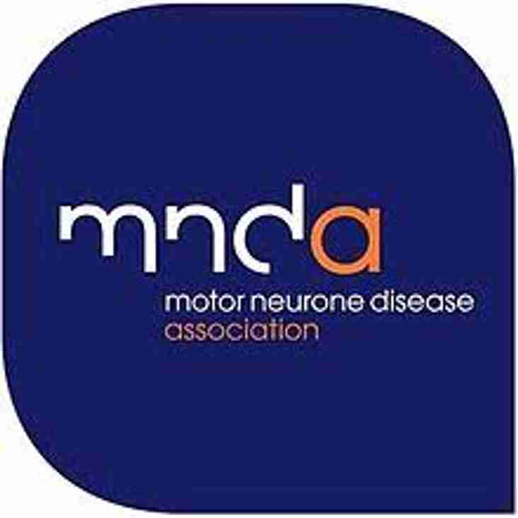Please Support Alex Gibson in raising funds for the Motor Neurone Disease Association
