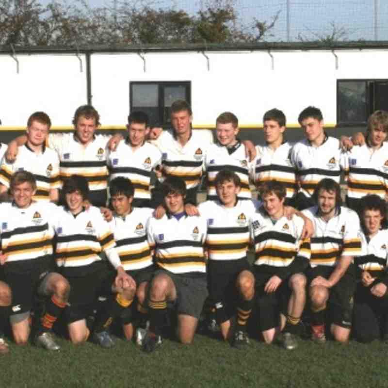 Academy 2007/8