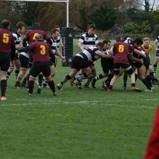 Farnham fail to tame the gales and Trojans
