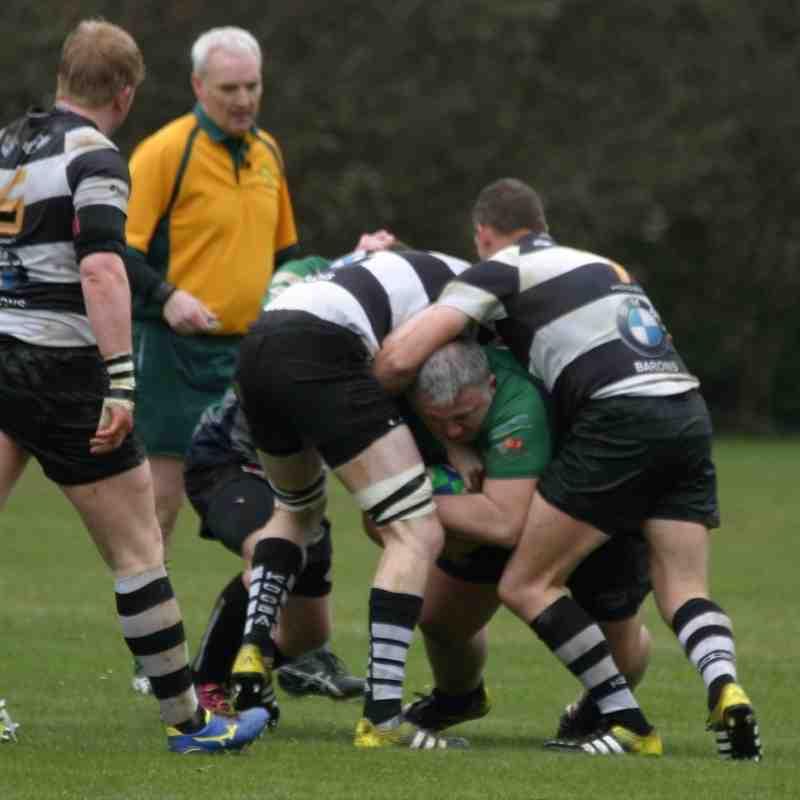 1st XV v Old Mid Whitgiftians 16/4/16
