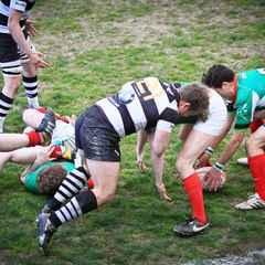 1st v Ironsides 25_4_16 courtesy of Big Mike Dewey