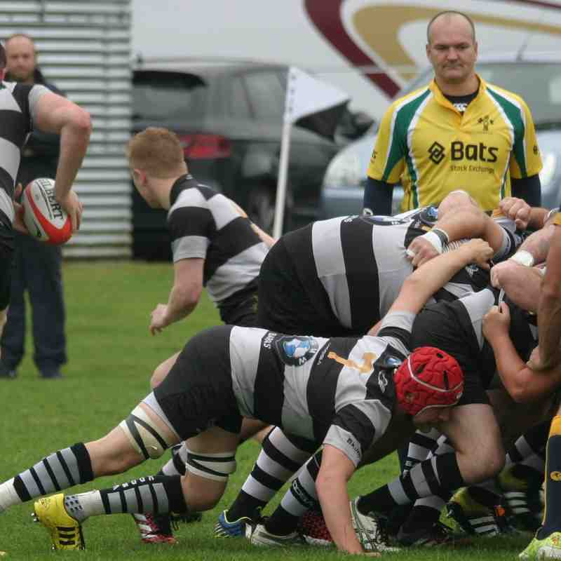1st XV v Basingstoke - Sat 10 Sep 2016