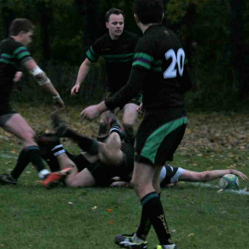 1st XV v Weybridge Vandals 19 Nov 2019