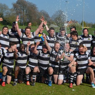 End of Season Romp for Farnham at sunny Basingstoke