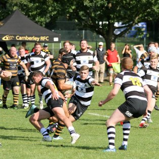 Clinical Camberley expose Farnham frailties