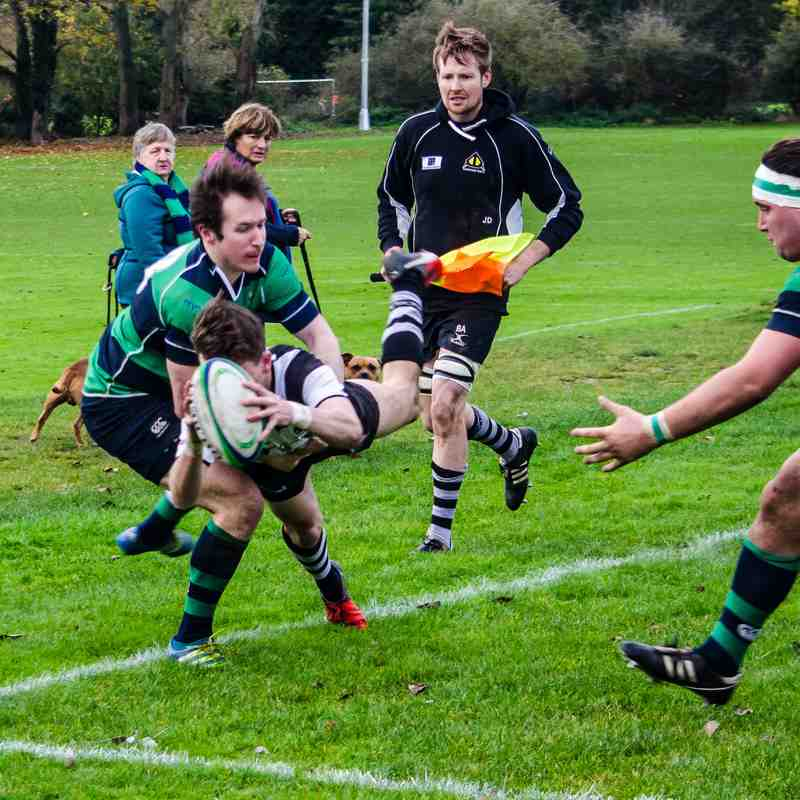 1st XV v Old Reigatians 4th Nov 2017