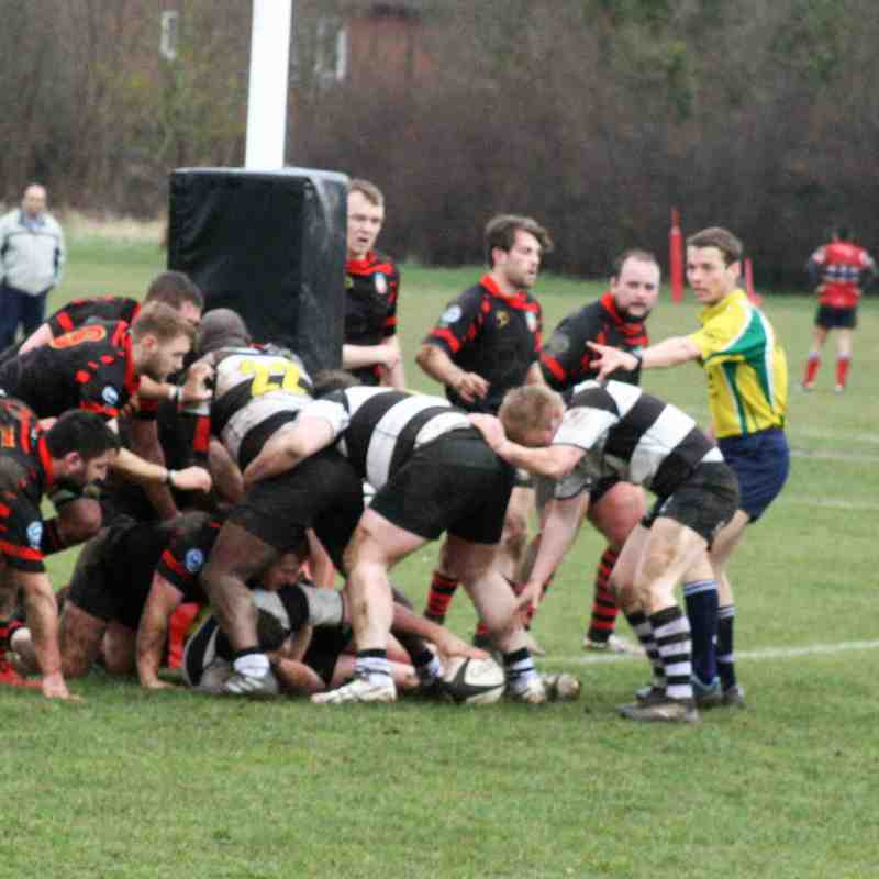 1st XV v Twickenham RFC 10 March 2018