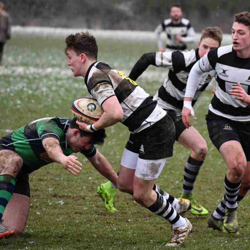 1st XV v Old Reigatian 17 March 2018