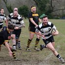 Champagne Rugby edges survival grit.