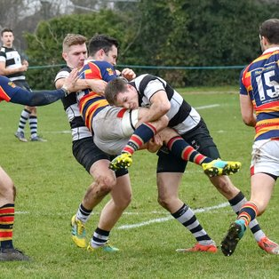 Farnham overpowered by classy champions KCS