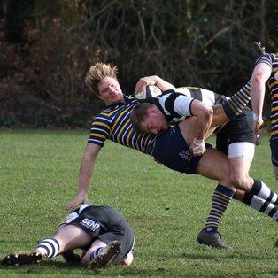 Farnham battle to nervy win over Old Cranleighians