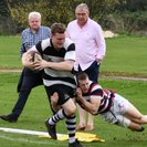 Exiles give Farnham a play-off wake-up call