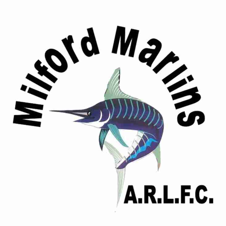 Milford Marlins are recruiting for new season ahead.
