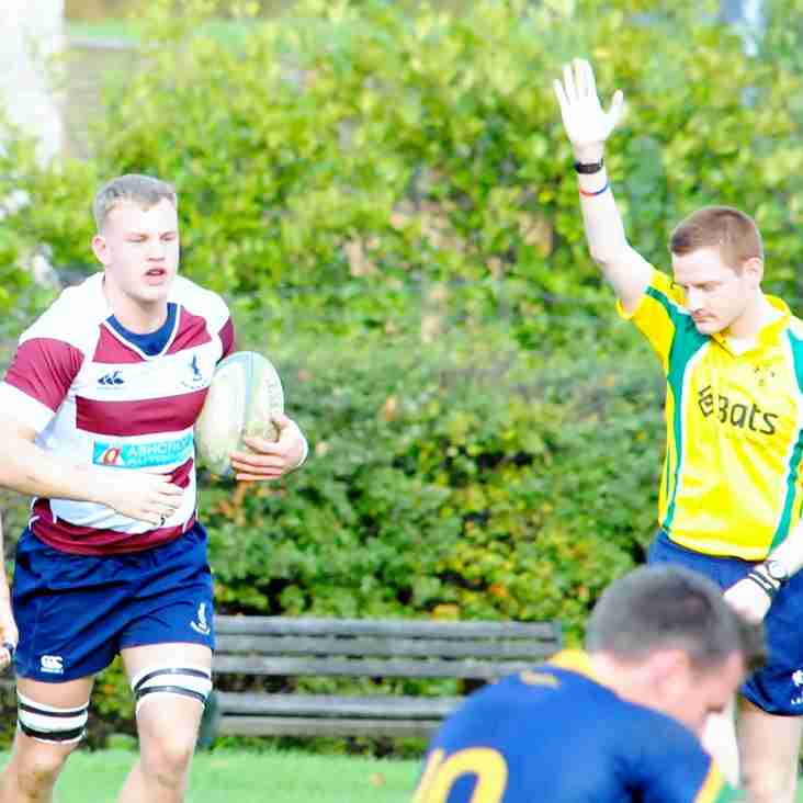 Josh Milton selected for Herts Stags (U20s)