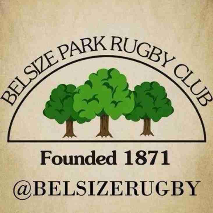 Belsize Park  1st XV 51-13 Welwyn 1st XV